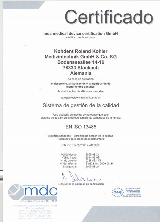 Kohler_cert1